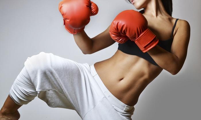 Eagle Martial Arts - Soledad South: 5 or 10 Kickboxing Classes at Eagle Martial Arts (Up to 81% Off)