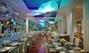51% Off New American Cuisine at Atlantica @ The Allegria