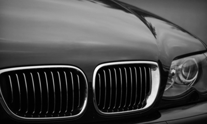 Elite Automobile Detailing - New Barrhaven - New Development - Stonebridge: Headlight Restoration with Option for Elite Car Wash from Elite Automobile Detailing (Up to 52% Off)