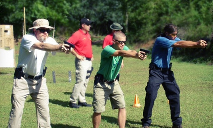 Shoot & Move - Tallahassee: Beginner or Intermediate Shooting Courses for One or Two from Shoot & Move (Up to 60% Off)