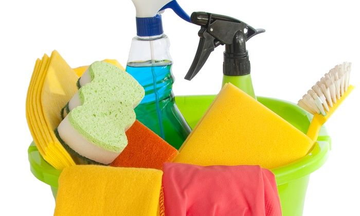 Living Clean - Union: One, Two, or Three Two-Hour Cleaning Sessions from Living Clean (Up to 67% Off)