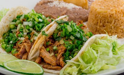 Up to 47% Off at Alejandra's Mexican Cuisine