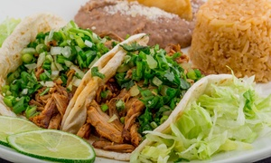 Alejandra's Mexican Cuisine: Lunch or Dinner at Alejandra's Mexican Cuisine (Up to 50% Off)