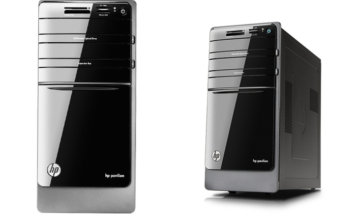 HP Pavilion 1.5 TB Desktop PC: HP Pavilion Desktop PC with 8GB RAM and a 1.5TB Hard Drive (Manufacturer Refurbished). Free Shipping and Returns.