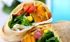Muscle Maker Grill - Sayreville - Sayreville: Vegetarian, Carb-Free, and Gluten-Free Meals for Two or Four at Muscle Maker Grill (Up to 53% Off)