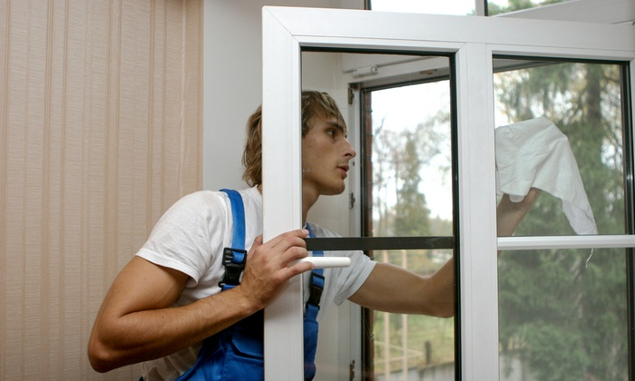 Viking Window Cleaning - Minneapolis / St Paul: $55 for Window Cleaning for 25 Windowpanes from Viking Window Cleaning ($150 Value)