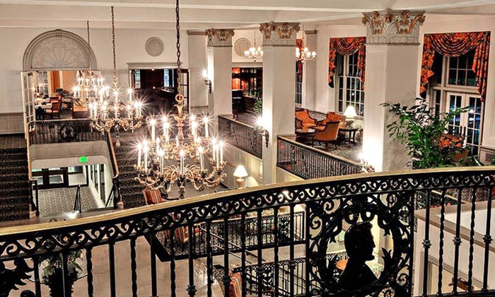 null - Philadelphia: Stay with Daily Breakfast and Parking at The Abraham Lincoln in Reading, PA. Dates into May Available.