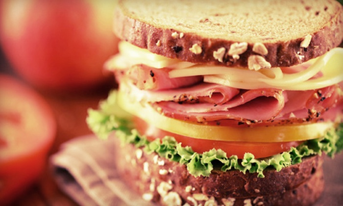 Kopperman's Specialty Foods & Deli - Central West End: $18 for Three $12 Groupons for Deli Food and Drinks at Kopperman's Specialty Foods & Deli ($36 Total Value)
