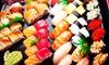 3-Gänge-Sushi-Menü