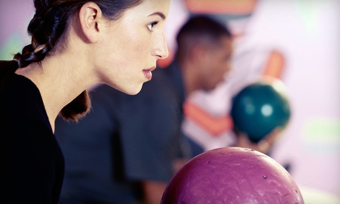 20th Century Lanes - Collister: $20 for Two Hours of Bowling Plus Shoe Rental and Snacks for Up to Six at 20th Century Lanes ($40.68 Value)