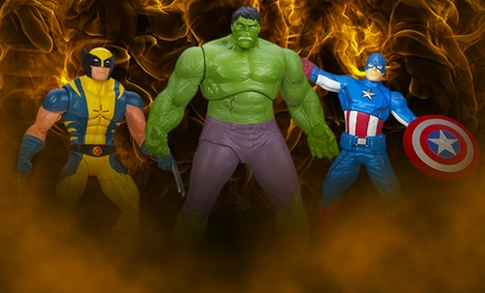 Avengers 10-Inch Figure. Multiple Heroes Available. Free Returns.