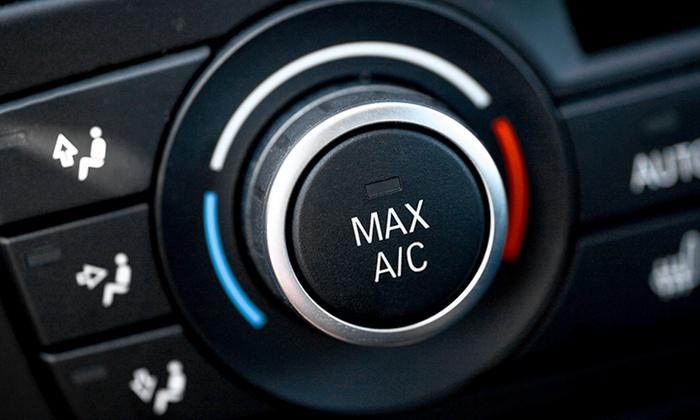 Auto Kompleks - Częstochowa: Ozonowanie (19,99 zł) z przeglądem klimatyzacji i nabiciem czynnika (od 69,99 zł) w Auto Kompleks (do -60%)