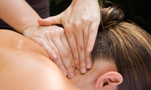 The Vitality Center: One or Two Massages with Optional Chiropractic Adjustment and Assessment at The Vitality Center (Up to 76% Off)
