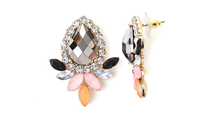 Yellowsmith Statement Earrings: Yellowsmith Bardot Statement Earrings.