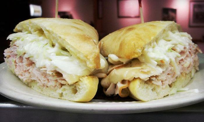 Rock Fresh - Cuyahoga Falls: $5 for $10 Worth of Café Cuisine at Rock Fresh