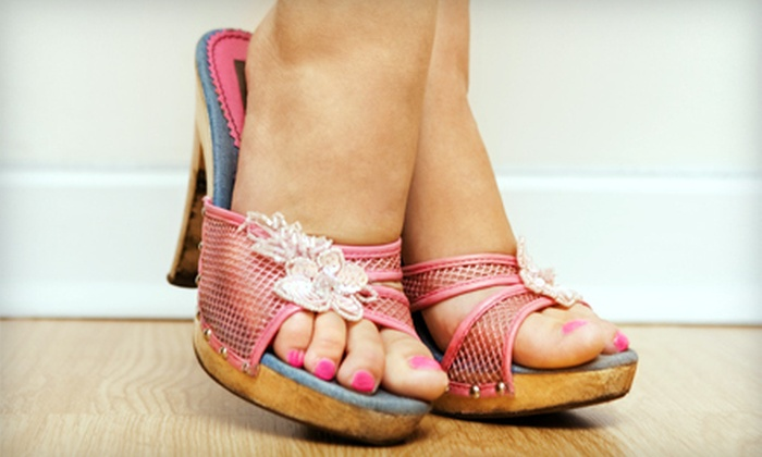 Wolff Sun & Spa - West Eugene: Pedicure with Option for Aromatherapy, or Mani-Pedi at Wolff Sun & Spa (Up to 66% Off)