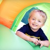 Up to 55% Off Bounce-House Play at Monkey Joe's