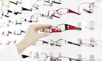 $45 for an <strong>Eye Exam</strong> and $150 Toward Glasses at Icare Optical ($270 Value)