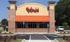 Up to 44% Off at Bojangles' at Bojangles', plus 6.0% Cash Back from Ebates.