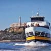 Up to Hall Off Cruise Circling Alcatraz Island