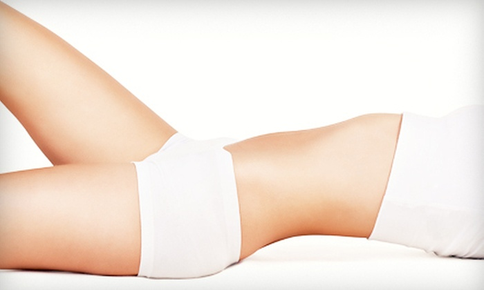 Spa 25 - Selden: One, Two, or Four 60-Minute Cellulite Body Wraps at Spa 25 (Up to 66% Off)