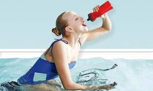 Eauxydome: 3 ou 5 séances de 30 min d'aquabiking en cabine individuelle dès 49,90 € chez Eauxydome