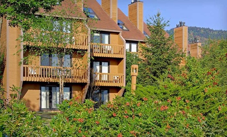 Scenic Mountain-Resort Stay with Trail Passes in North Conway Area
