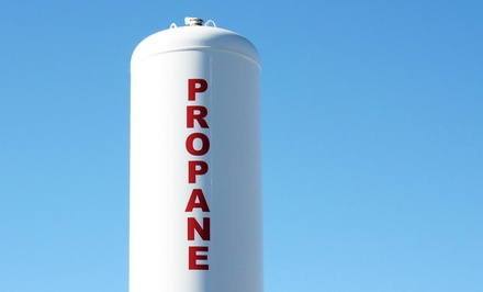 44% Off Propane Tank - Refill