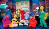 """Sesame Street Live """"Can't Stop Singing"""" - Downtown: Sesame Street Live """"Can't Stop Singing"""" at Philips Arena on Friday, September 13, at 6:30 p.m. (Up to 48% Off)"""