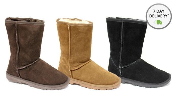 f04263857d3 Lamo Women's Boots | Groupon Goods