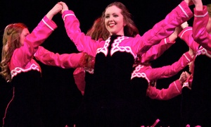 Dillon Magh Adhair Academy of Irish Dance: 5 or 10 Irish Dance Classes at Dillon Magh Adhair Academy of Irish Dance (Up to 58% Off)