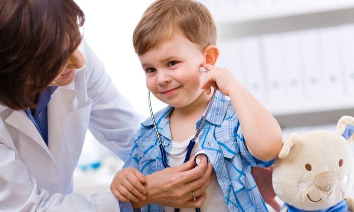 Icon Pediatrics - Nashville-Davidson metropolitan government (balance): $45 for $100 Worth of Pediatric Care — ICON Pediatrics