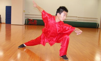 $33 for One Month of Kung Fu, Tai Chi, or Qigong Classes at Wu Academy (Up to 69% Off). Four Options Available.