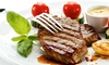 Santa Fe Cattle Co - Multiple Locations: $12 for $20 Worth of Steakhouse Cuisine at Santa Fe Cattle Co