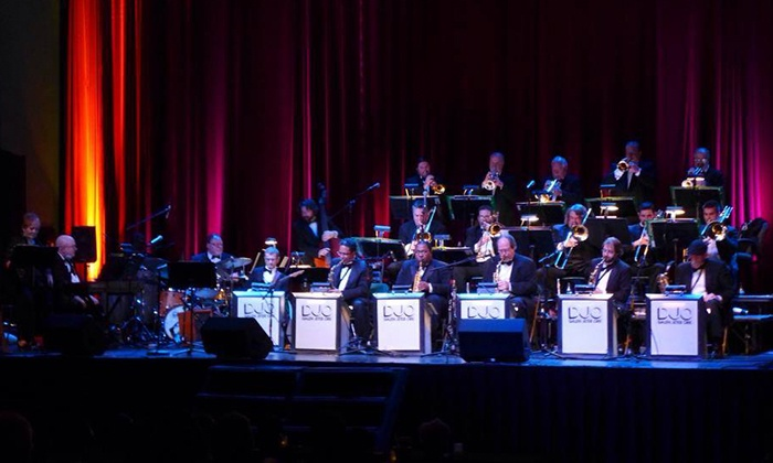 Dallas Jazz Orchestra - Simmons Center Theater: Dallas Jazz Orchestra at Simmons Center Theater on Saturday, April 12, at 7:30 p.m. (Up to 40% Off)
