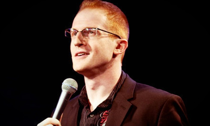 Steve Hofstetter - South-Lake Union: Steve Hofstetter Comedy Show at El Corazón on April 4 at 7 p.m. or 9 p.m. (Up to 56% Off). Four Options Available.