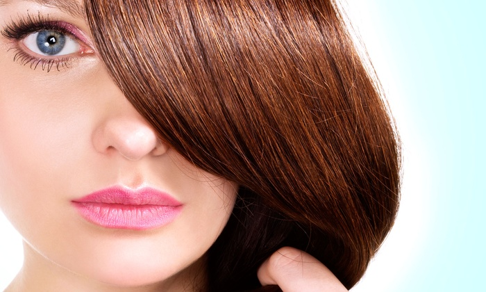 P2 Studio - Highlands Ranch: One or Two Brazilian Blowouts at P2 Studio (Up to 64% Off)
