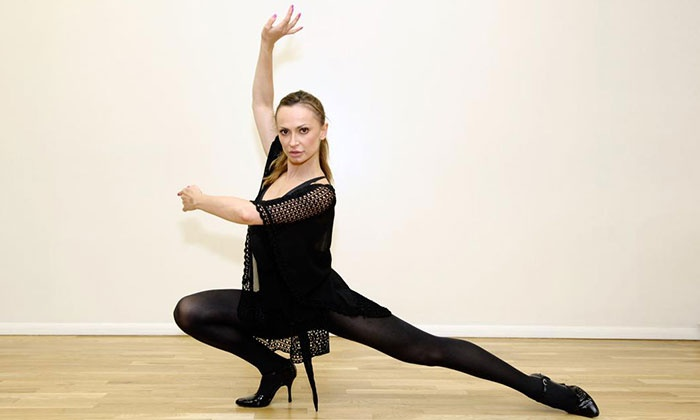 Karina Smirnoff Dance Studio - Woodland Hills: Private Dance Lesson or Group Dance Class at Karina Smirnoff Dance Studio (Up to 81% Off)