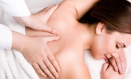 One or Two 60-Minute Massages at Crystal Lake Natural Health Care (Up to 51% Off)