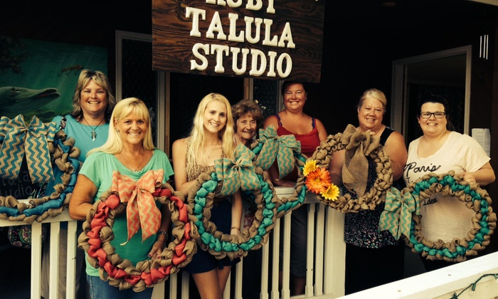 Ruby Talula Studio - Whitmore Lake: $20 for $35 Worth of Arts and Crafts Supplies — Ruby Talula Studio