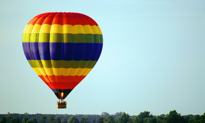 So Cal Ballooning - Temecula: One or Two Groupons, Each Good for One Hot Air Balloon Ride and Champagne Toast from So Cal Ballooning (Half Off)