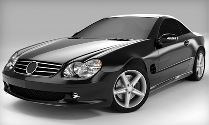 Premier Car Wash - Canyon Gate: $7 for One Full-Service Car Wash at Premier Car Wash ($14 Value)