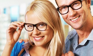 Spectacle Store: Eye Test and Two Pairs of Glasses (£19) or One Pair of Designer Glasses (£39) at Spectacle Store