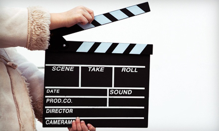 Popcorn Media - Kansas City: $99 for a One-Day Movie Star Workshop for Kids at Popcorn Media on Saturday, August 1 ($200 Value)