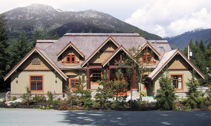 Whistler Alpine Chalet Retreat & Wellness  - Whistler: Two-Night Stay for Two or Three-Day Fitness Vacation for One at Whistler Alpine Chalet Retreat & Wellness in Whistler, British Columbia