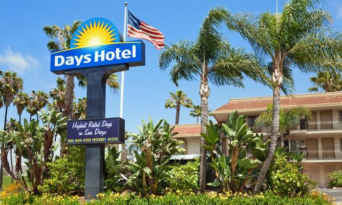 Days Hotel San Diego Hotel Circle/Near SeaWorld in San ...