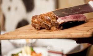 Nelore Steakhouse: $40 Toward Brazilian Steak-House Dinner for Two or $80 Toward Dinner for Four at Nelore Churrascaria