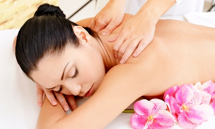 One or Three Massages or Facials, or Two Mani-Pedis at Oak Brook Salon and Spa (Up to 53% Off)