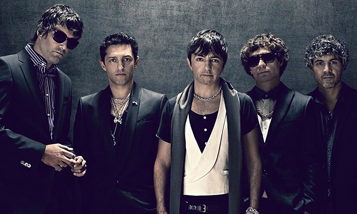 Babasonicos - Logan Square: Babasonicos at Concord Music Hall on July 10 at 8 p.m. (Up to 44% Off)