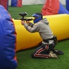 Up to 64% Off Indoor Climate controlled Paintball at Gatsplat